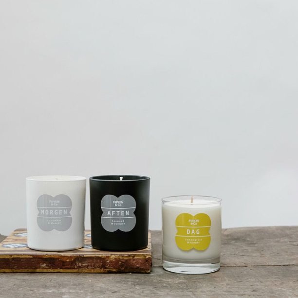 Candle : Pipkin & Co