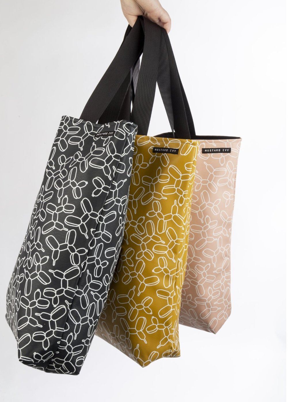 Tote: Mustad Ivy