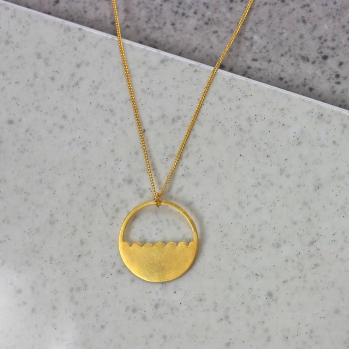 Necklace: Leila Swift