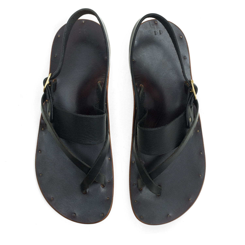 67aec3ba6 Socrates w  Heel Strap - Sandals - KikaNY