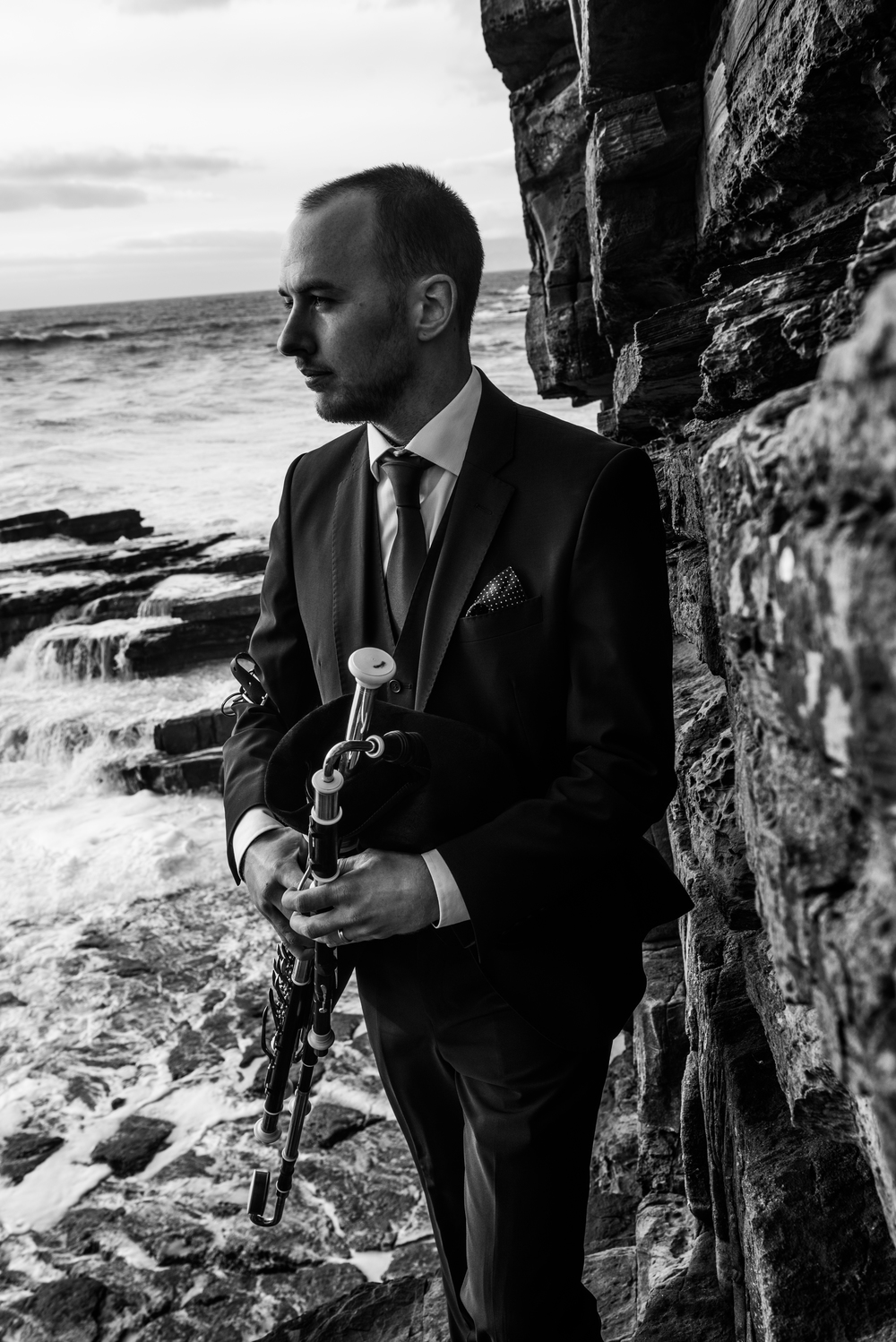 Irish uilleann piper available for weddings all over Ireland, including Dublin and Galway