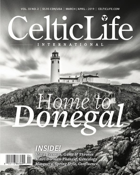 Thanks to @celticlifeinternational for the interview and feature in the latest edition. Go check it out #uilleannpipes #uilleann #irishmusic #irishtrad #reeds