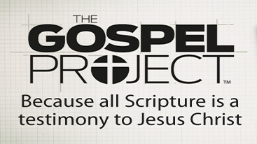 The Gospel Project is a Christ-centered, chronological study that will take your students on a journey through the storyline of Scripture, from Genesis to Revelation. Along the way, students will discover the big picture of what God has been doing throughout redemptive history, and what it means for them.