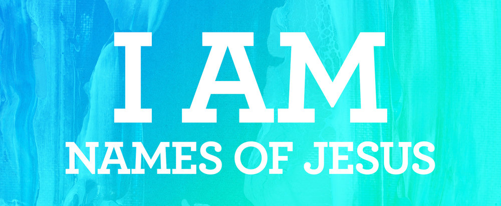 "This month your family can discover some of  the ""I am"" names of Jesus. Gather together at home to read, pray and meditate on each name as we celebrate the life, death and resurrection of our Savior this April."