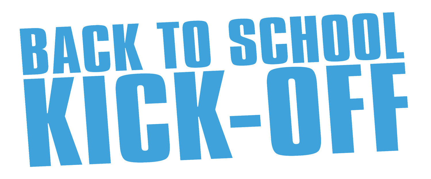 Image result for back to school kickoff