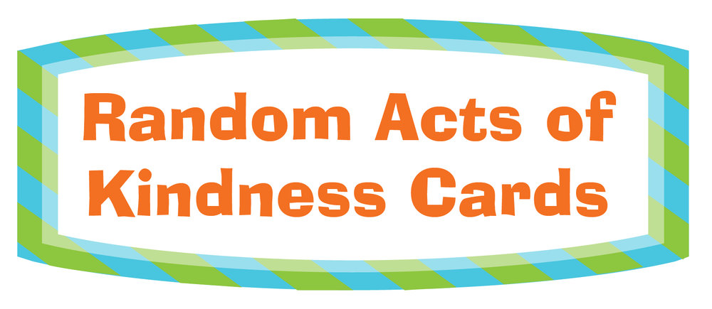 Random acts of kindness cards- this month encourage everyone to be kind.  Download these printable ideas and come up with your own.  Talk as a family about what you did each day to bless someone with kindness, how you felt, how the recipient felt and pray for God to continue to use you to share kindness with others.