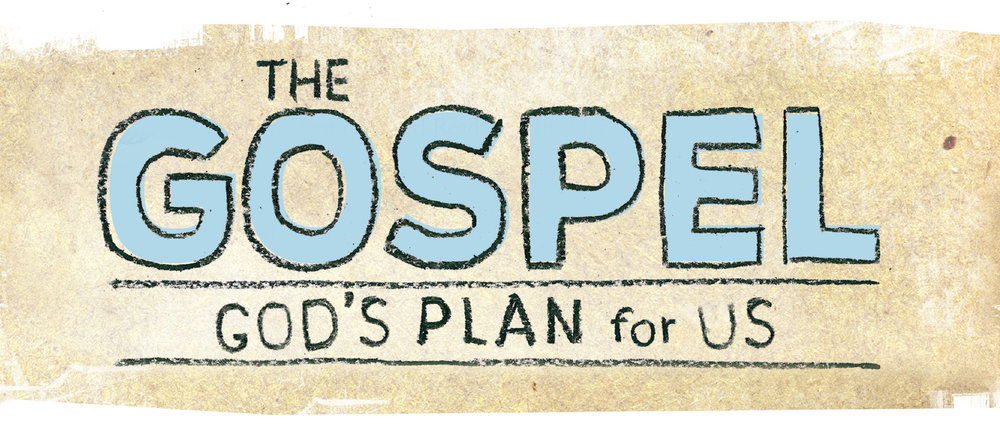 This month you can print out these simple explanations of the Gospel for kids. Spend time talking about the Gospel, share your story of when you first heard the Gospel and accepted God's free gift of grace. Help your kids better understand God's Good News and pray for someone you all know who needs to hear it.