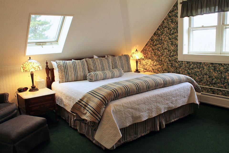 Suite Larkin at the Willard St Inn