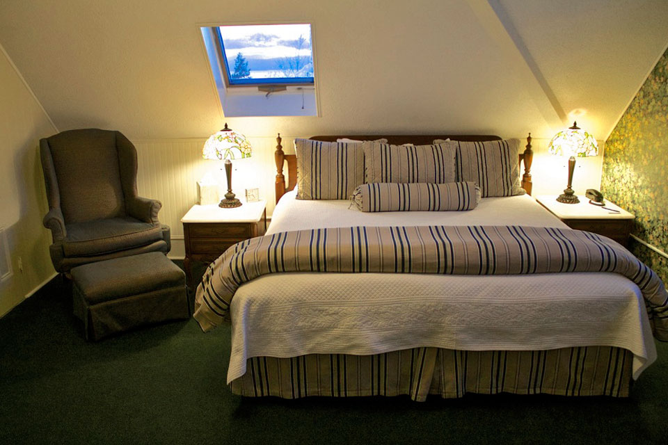 Willard Street Inn: Suite Larkin