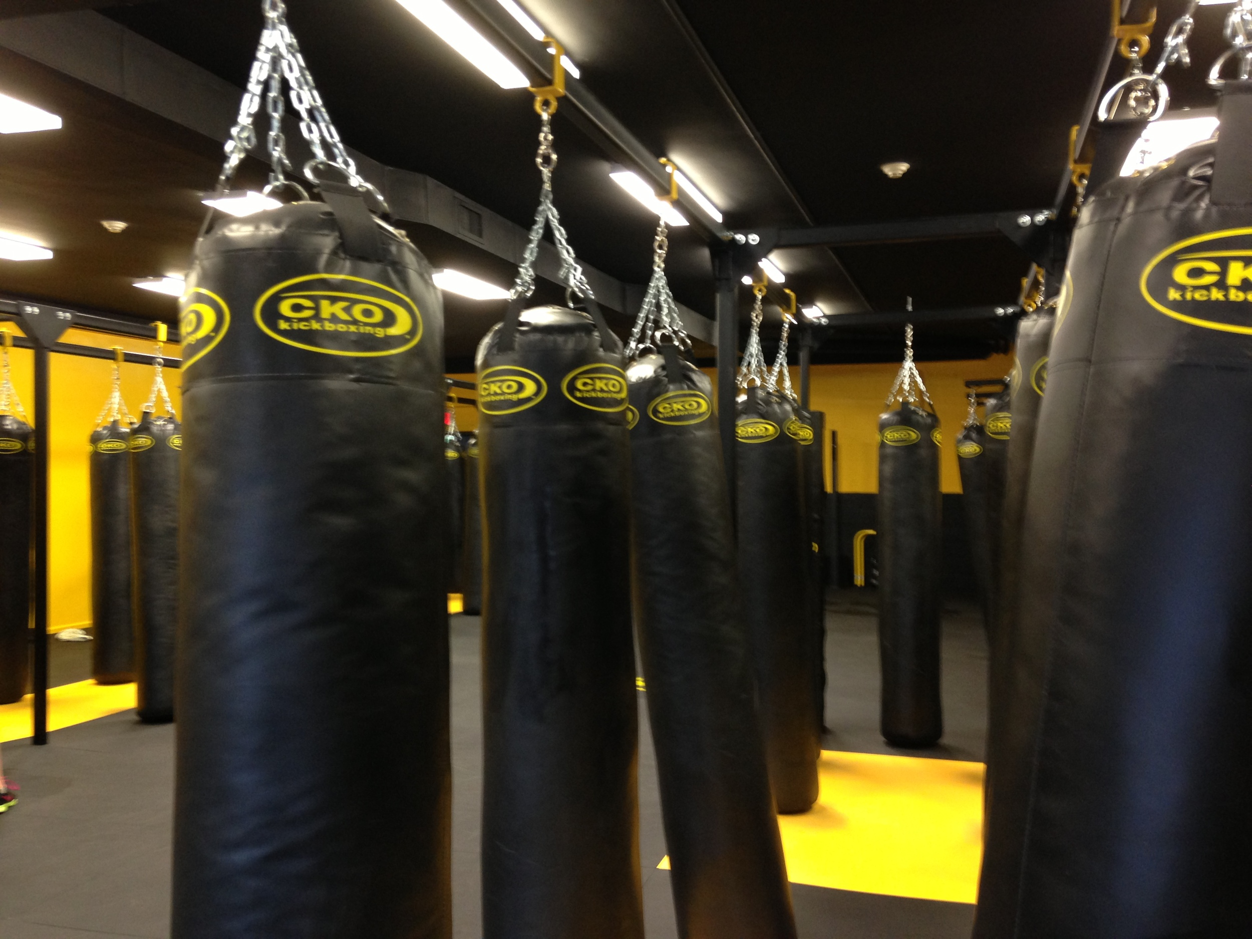 and then there was CKO Kickboxing — Joyfully Me