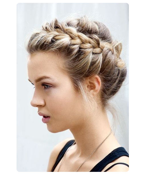 Easy Summer Braids