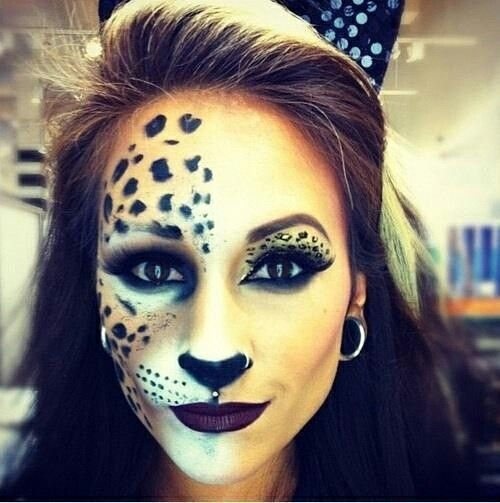 Animal Inspired Halloween Makeup Ideas — The JM Edit