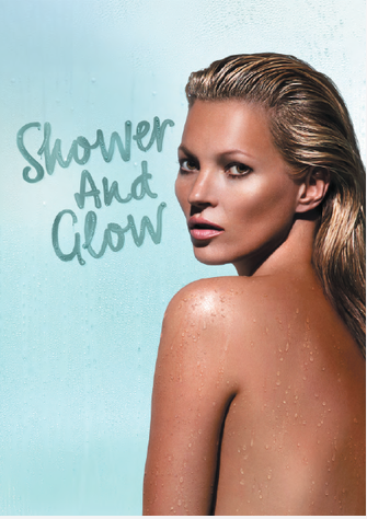 """St. Tropez Gradual Tan In Shower Lotion couldn't be easier to use...it gives you a subtle hint of color and a healthy glow, which I love.""  - Kate Moss"