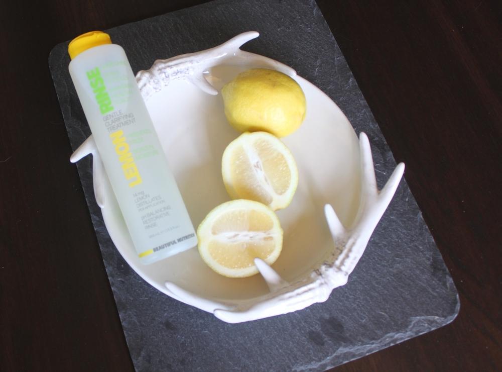 lemon-rinse