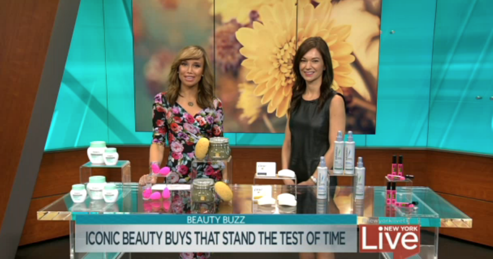 NBC New York Live: Iconic Beauty Buys