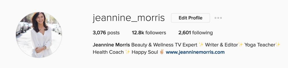 Jeannine-Morris