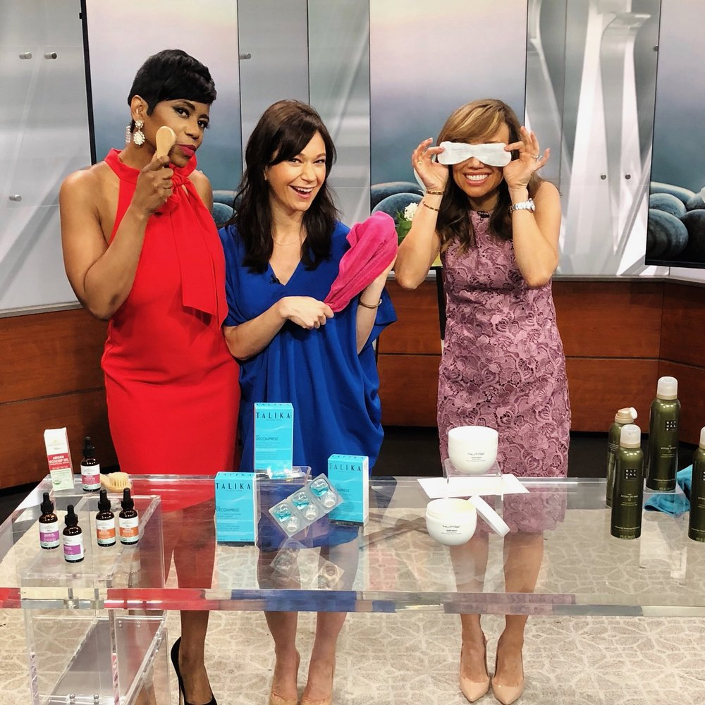 NBC New York Live  How to Up Your #SelfCareSunday Routine