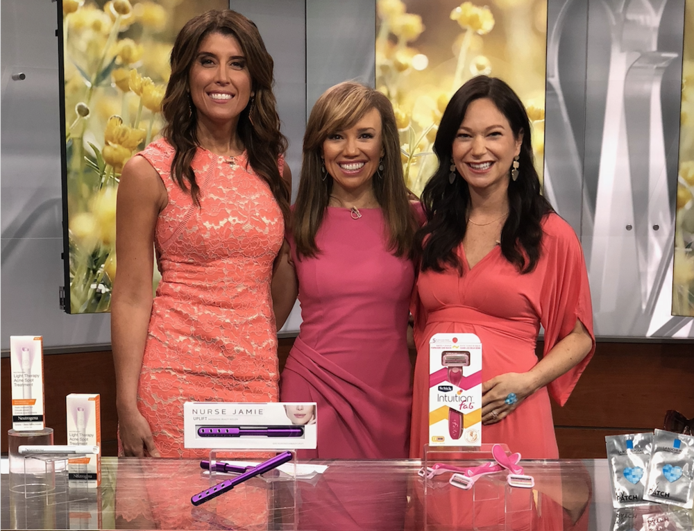 NBC New York Live - Beauty Gadgets Under $100