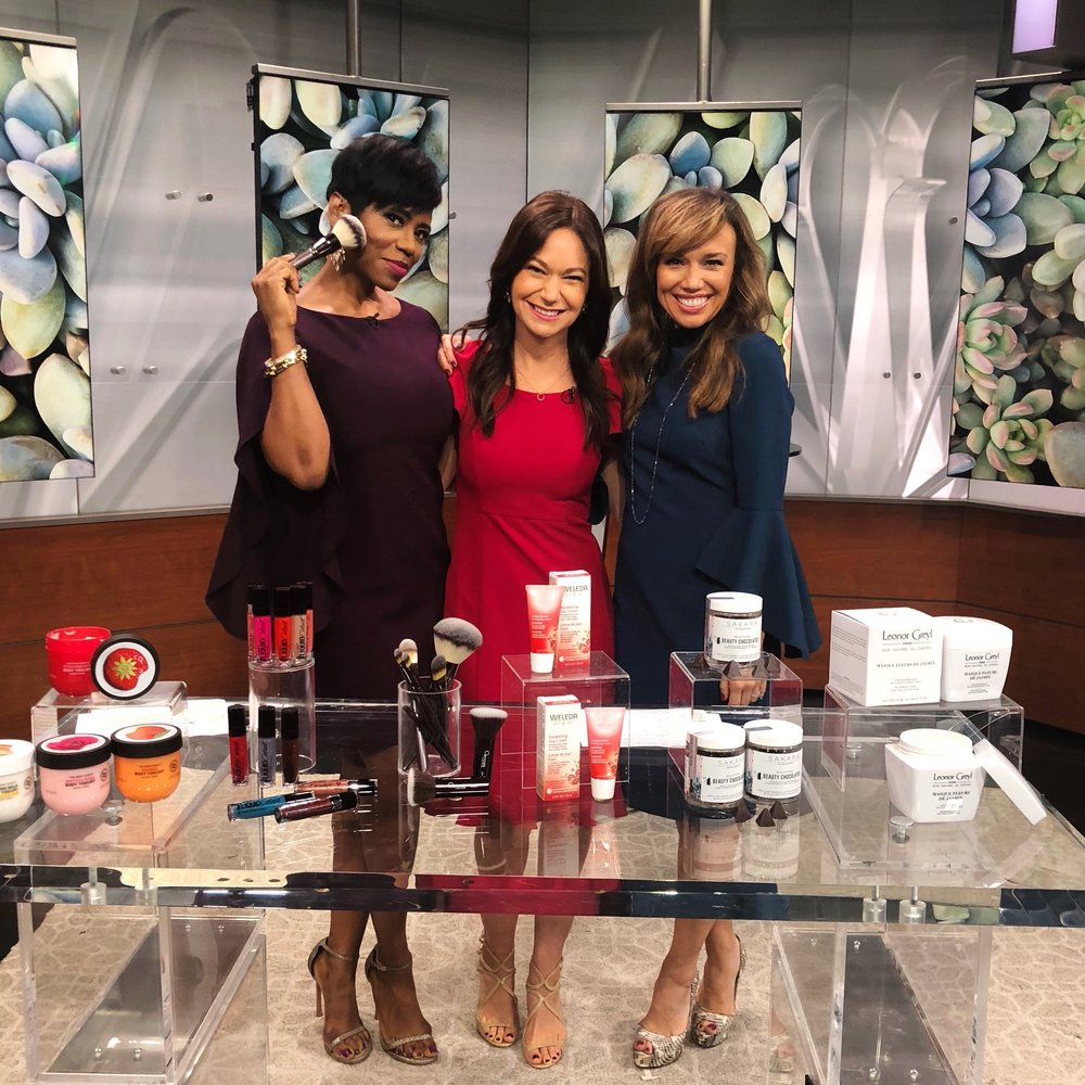 NBC New York Live: Trending, Vegan Beauty Brands