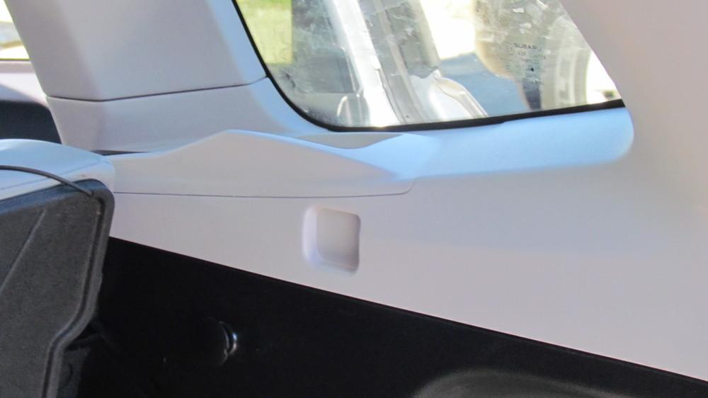 Subaru Forester (Basic Slate)