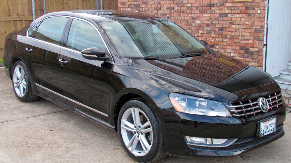 VW Jetta (Ultimate Slate)