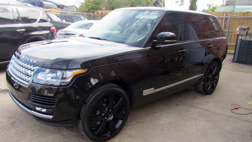 Range Rover HSE (Basic Slate)