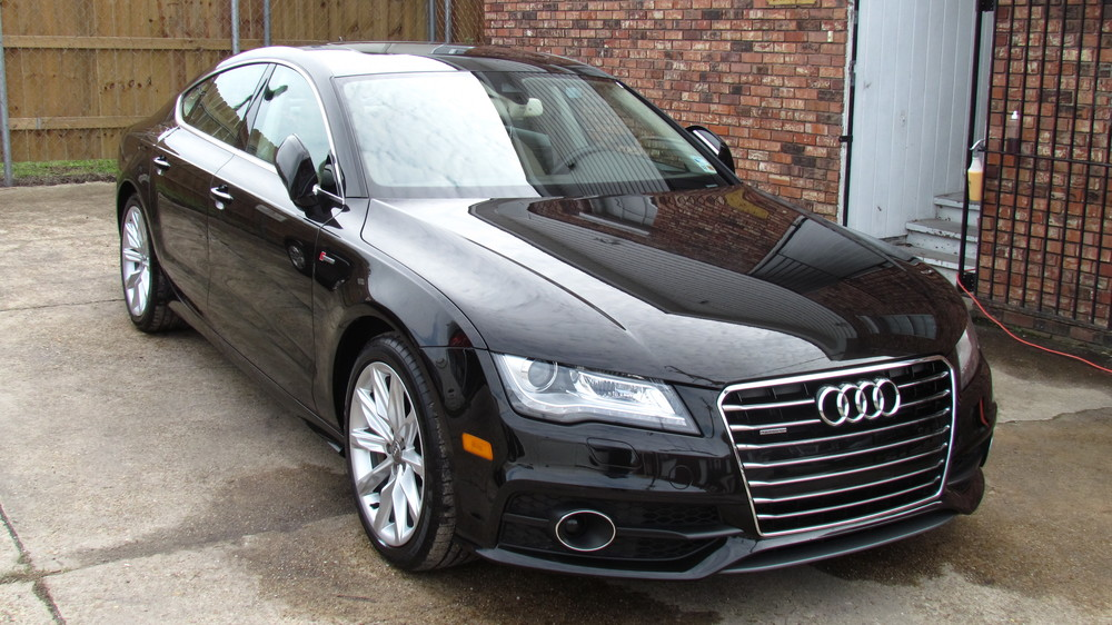 Audi A7 (New Car Slate)