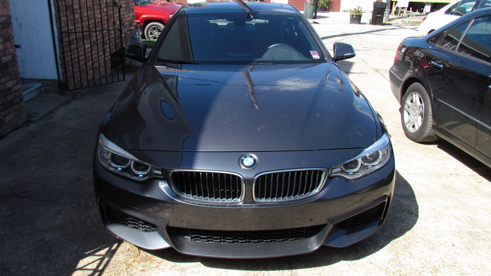 BMW 435i (Ultimate Slate)