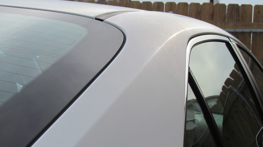 Toyota Camry (Clean Slate)