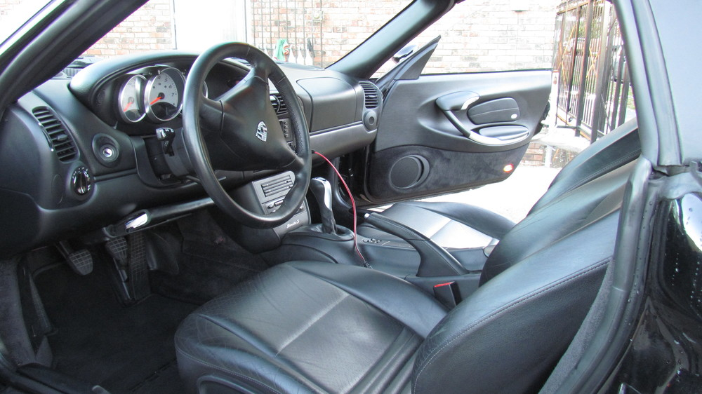 Porsche Boxster S (Clean Slate)