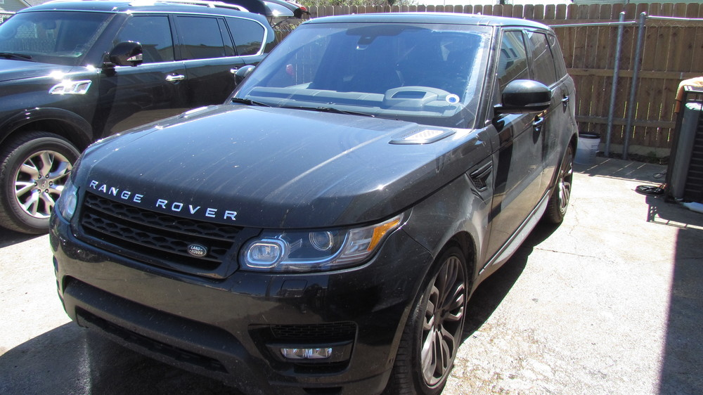 Range Rover Sport (New Car Slate)