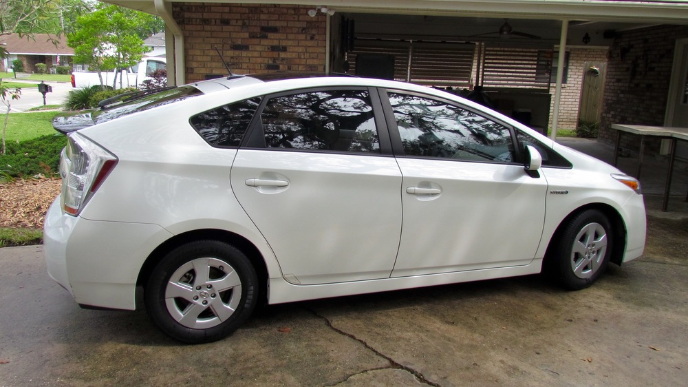 Toyota Prius (Clean Slate)