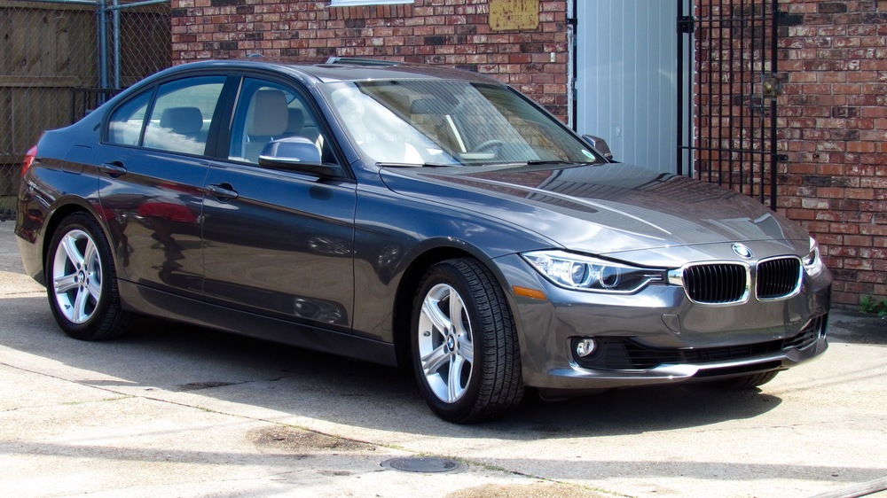 BMW 328i (Paint Correction)