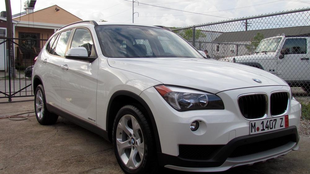 BMW X1 (Clean Slate)