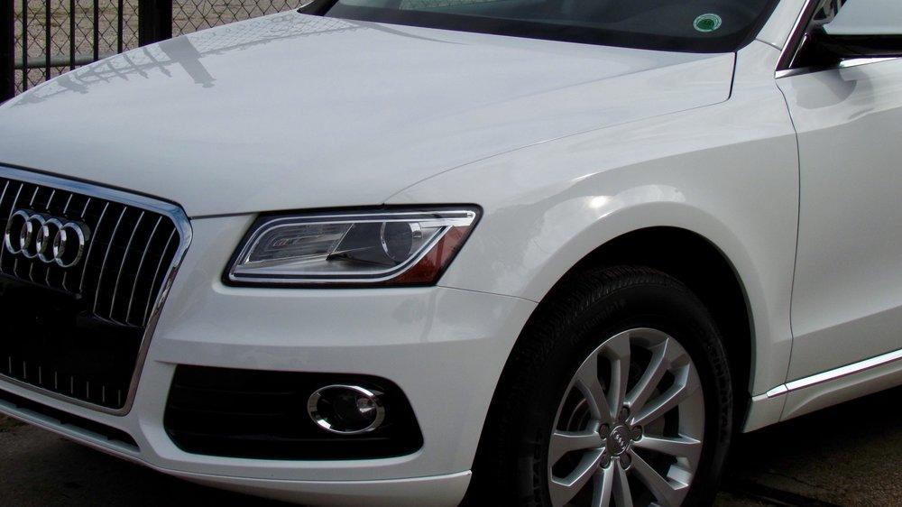 Audi Q5 - Christmas Slate Winner
