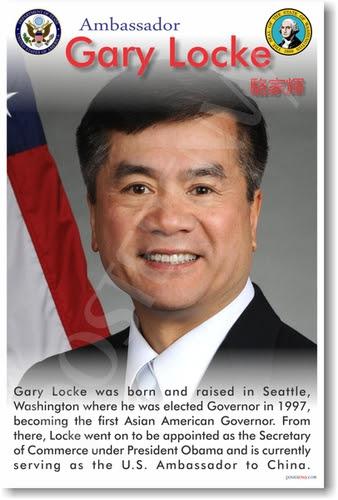 Ambassador Gary Locke