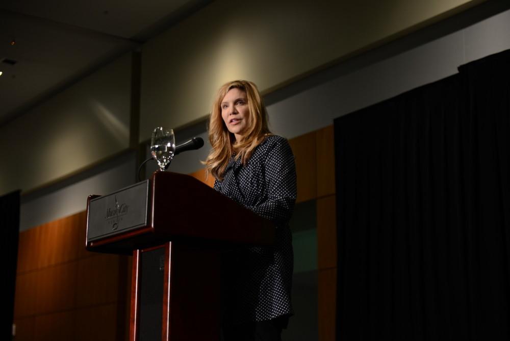 Keynote speaker, Alison Krauss
