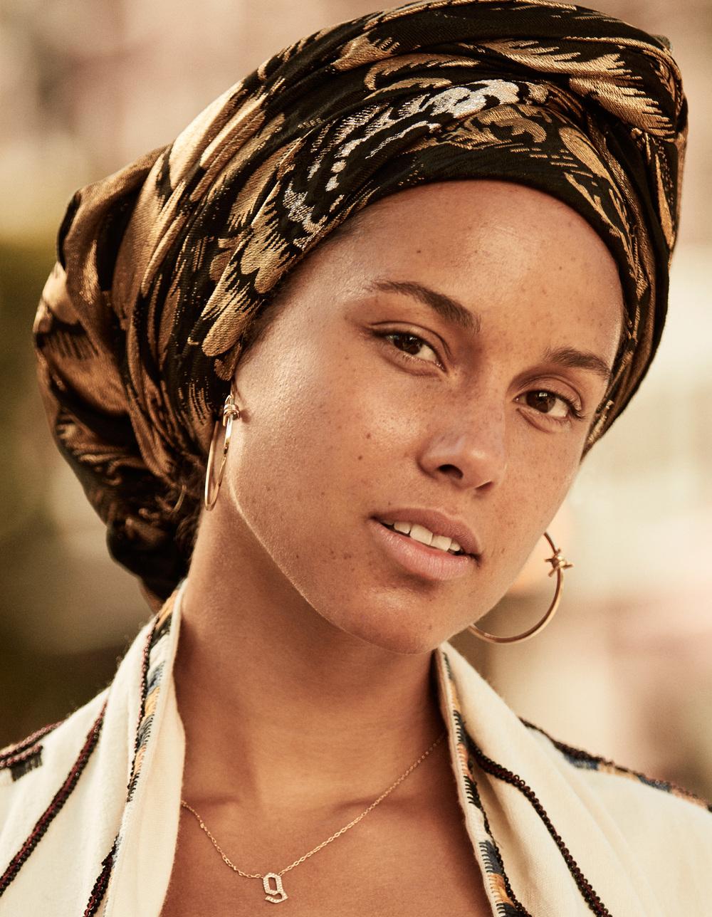 Alicia Keys on The FADER