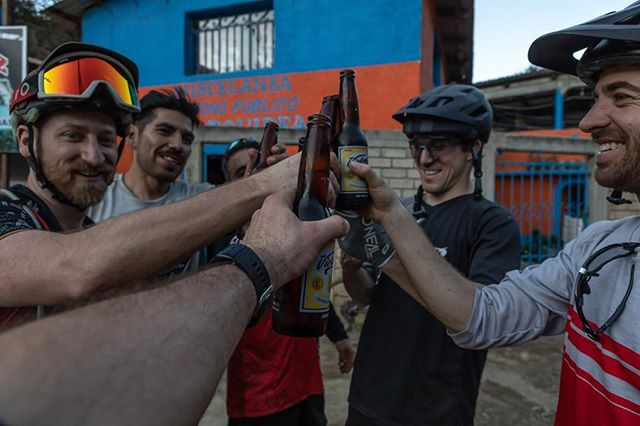 That's a wrap with @oaxacabikeexpeditions @kurtsorge @jamesdoerfling and @jp.gendron  What an adventure! Thanks so much to everyone involved for making it so unreal. 📷 - @jp.gendron #visitmexico #visitoaxaca #oaxaca #oaxacamexico #adventure #travel #bike