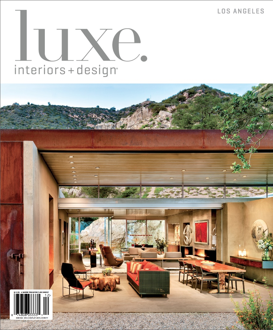 LUXE.Cover