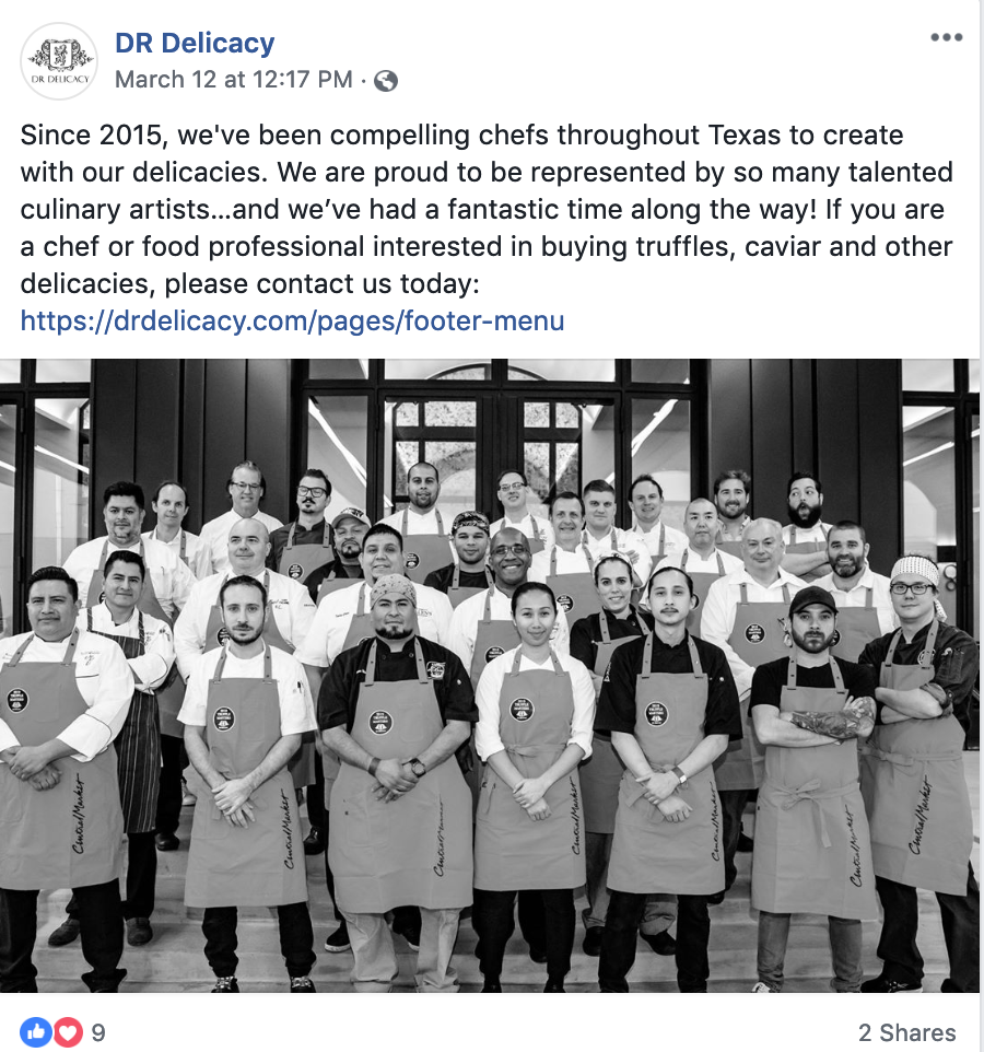 DR Delicacy | Houston, TX