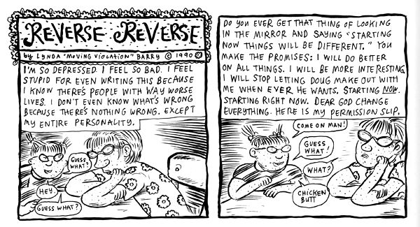 Lynda Barry -