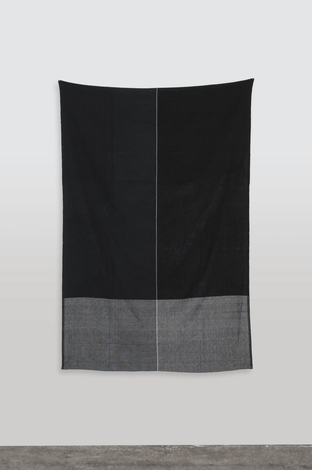 3.2 Untitled    2018 Woven Cotton and Linen