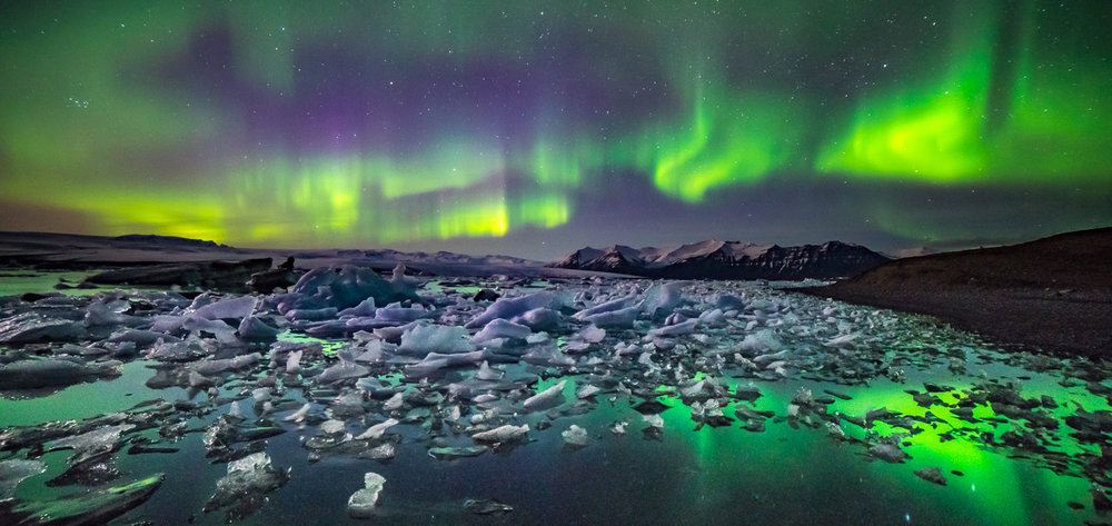 EXPERIENCE ICELAND   Jokulsarlon - Glacier Lagoon