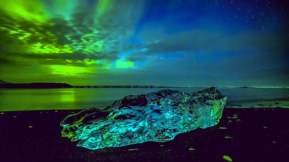 EXPERIENCE ICELAND   Jokulsarlon - Diamond Beach