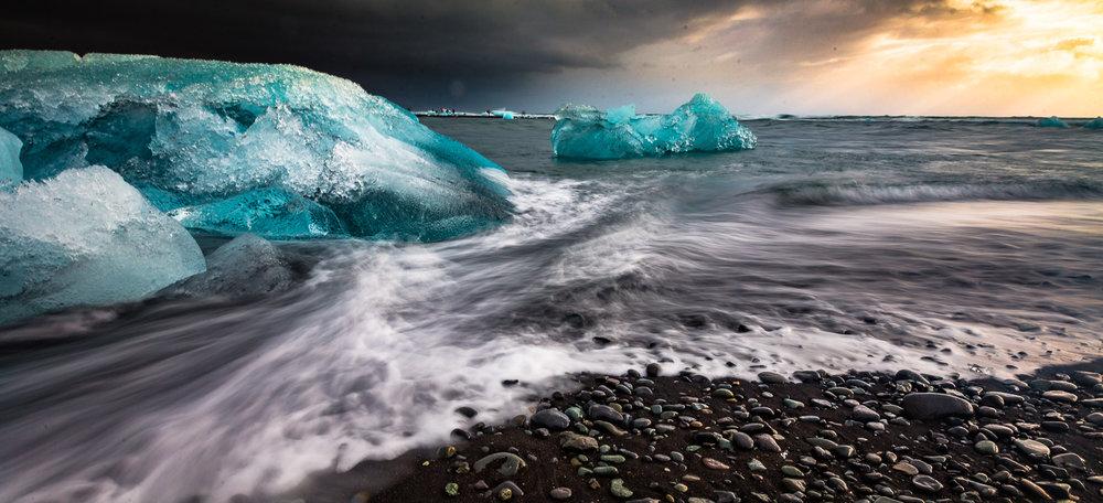 EXPERIENCE ICELAND   Diamond Beach
