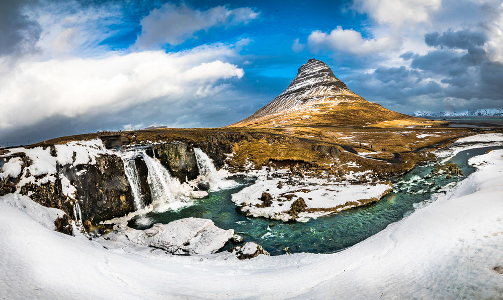 EXPERIENCE ICELAND   Kirkjufellsfoss