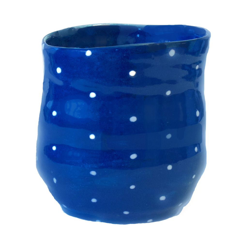Starry Night Pot