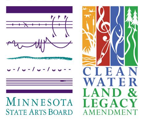Minnesota State Arts Board - Logo + Legacy Logo