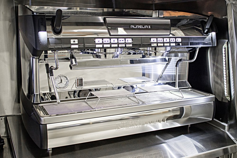 astoria compact ckxe espresso machine